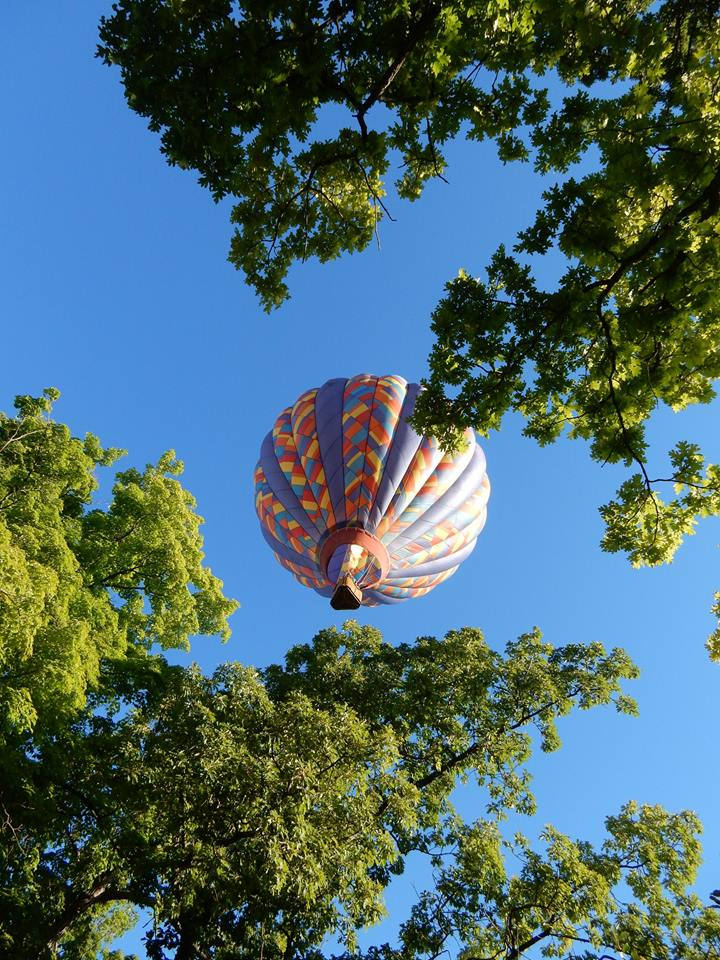 Hot Air Balloon Rides & Tours in Michigan